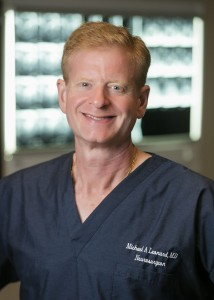 Dr. Michael A. Leonard - Considered to be one of the best spine surgeons in San Antonio